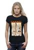 "Футболка Wearcraft Premium ""Chanel"" - духи, бренд, fashion, коко шанель, brand, coco chanel, perfume, karl lagerfeld, карл лагерфельд, branding"