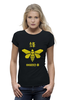 "Футболка Wearcraft Premium ""Methylamine Bee (Breaking Bad)"" - во все тяжкие, breaking bad, метиламин"