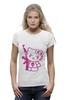 "Футболка Wearcraft Premium ""Hello Kitty AK-47"" - hello kitty, ak 47, angry kitty"