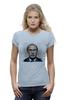 "Футболка Wearcraft Premium ""Putin"" - россия, russia, путин, президент, putin"