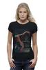 """Футболка Wearcraft Premium (Женская) """"Spider-Man"""" - spider-man, человек-паук"""