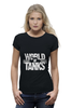 "Футболка Wearcraft Premium ""World of Tanks"" - world of tanks, танки, wot, tanks"