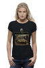 "Футболка Wearcraft Premium (Женская) ""World of Tanks"" - игра, game, world of tanks, танки, wot"