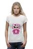 """Футболка Wearcraft Premium (Женская) """"Hello Kitty Joker"""" - hello kitty, joker, джокер, хелло китти"""