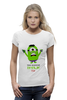 "Футболка Wearcraft Premium ""The Minion Hulk                 "" - супергерои, hulk, миньоны, халк, minion"
