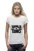 "Футболка Wearcraft Premium ""World of Tanks"" - world of tanks, танки, wot, tanks"