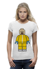 "Футболка Wearcraft Premium ""Heisenberg (Breaking Bad)"" - breaking bad, heisenberg, lego, во все тяжкие"