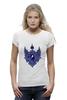 "Футболка Wearcraft Premium ""My Little Pony - герб princess Luna (Луна)"" - mlp, пони, принцесса луна"