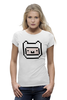 "Футболка Wearcraft Premium ""FINN & JAKE"" - adventure time, время приключений, finn"