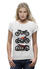 "Футболка Wearcraft Premium ""Honda The power of dreams"" - байки, honda, bikes, caferacer, dotheton"