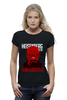 "Футболка Wearcraft Premium (Женская) ""Heisenberg (Breaking Bad)"" - во все тяжкие, хайзенберг, гайзенберг"
