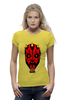 "Футболка Wearcraft Premium ""star wars"" - star wars, dark side, звёздные войны, darth maul"