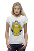 "Футболка Wearcraft Premium ""Baymax x Breaking Bad"" - пародия, во все тяжкие, breaking bad, город героев, baymax"
