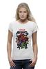 """Футболка Wearcraft Premium """"Marvel Heroes"""" - comics, marvel, superheroes"""