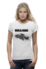 "Футболка Wearcraft Premium (Женская) ""World of Tanks"" - игра, game, world of tanks, танки, wot"