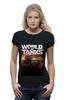 "Футболка Wearcraft Premium ""World of Tanks"" - world of tanks, танки, wot"