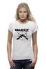 "Футболка Wearcraft Premium ""Sniper"" - sniper, снайпер, убийца, киллер, headshot"