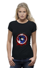 "Футболка Wearcraft Premium ""Shield"" - marvel, мстители, капитан америка, captain america"