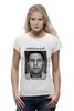 """Футболка Wearcraft Premium (Женская) """"Навальный """" - навальный, политика, алексей навальный, актуальный навальный, navalny"""
