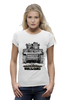 "Футболка Wearcraft Premium (Женская) ""World of Tanks"" - world of tanks, танки, wot, tanks"