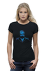 "Футболка Wearcraft Premium ""Heisenberg"" - абстракция, во все тяжкие, breaking bad, гейзенберг, heisenberg"