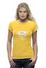 "Футболка Wearcraft Premium ""Супермен"" - супер, supermen, s"