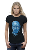 "Футболка Wearcraft Premium (Женская) ""Heisenberg (Breaking Bad)"" - во все тяжкие, breaking bad, хайзенберг, гайзенберг"