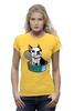 """Футболка Wearcraft Premium (Женская) """"Моя любимая...Сардинка..."""" - dog, собака, бульдог"""