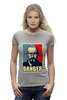 "Футболка Wearcraft Premium (Женская) ""Danger (Breaking Bad)"" - pop art, obey, во все тяжкие, breaking bad"