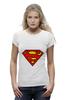 "Футболка Wearcraft Premium ""Supergirl"" - comics, superman, dc"