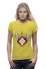 """Футболка Wearcraft Premium (Женская) """"My Little Pony - герб Celestia (Селестия)"""" - mlp, пони, герб, принцесса селестия, селестии"""