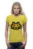 "Футболка Wearcraft Premium ""Космический Захватчик "" - хранители, pixel art, watchmen, space invader"