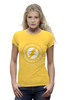 "Футболка Wearcraft Premium ""The Flash (Молния)"" - flash, молния, dc, флэш"