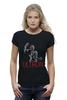 """Футболка Wearcraft Premium (Женская) """"Эра Альтрона"""" - мстители, железный человек, альтрон, ultron"""