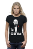 "Футболка Wearcraft Premium (Женская) ""God of Meth (Breaking Bad)"" - во все тяжкие, breaking bad, god of meth"