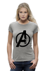"Футболка Wearcraft Premium ""Avengers"" - marvel, мстители, avengers"