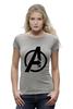 "Футболка Wearcraft Premium ""Avengers"" - marvel, мстители, avengers"