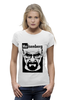 "Футболка Wearcraft Premium (Женская) ""Heisenberg (Breaking Bad)"" - во все тяжкие, breaking bad, heisenberg"