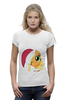 "Футболка Wearcraft Premium ""New Year AppleJack"" - mlp, my little pony, пони, applejack, new year, aj"