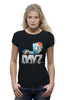 "Футболка Wearcraft Premium (Женская) ""Day Z My Little Pony"" - pony, mlp, пони, радуга дэш"