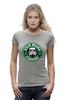 "Футболка Wearcraft Premium ""Star Wars Coffee"" - star wars, coffee, starbucks, штурмовик, storm trooper"