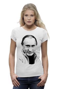 "Футболка Wearcraft Premium ""Путин"" - арт"