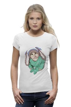 """Футболка Wearcraft Premium """"Ребёнок"""" - футболка, футболка женская, креативно"""