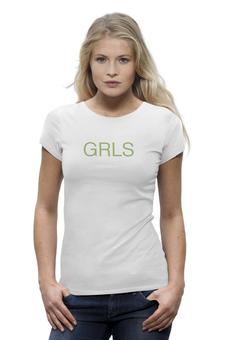 """Футболка Wearcraft Premium """"GIRLS"""""""