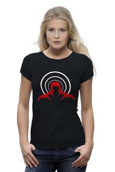 "Футболка Wearcraft Premium (Женская) ""Сорвиголова (Daredevil)"" - супергерой, daredevil, сорвиголова"